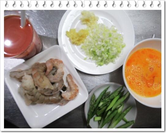 きのう何食べた エビチリ 炒り卵 レシピ 材料