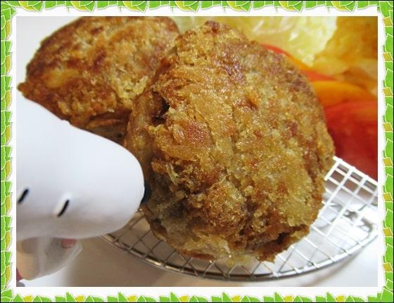 南ぬ豚 アグ―豚 メンチカツ 作り方 レシピ