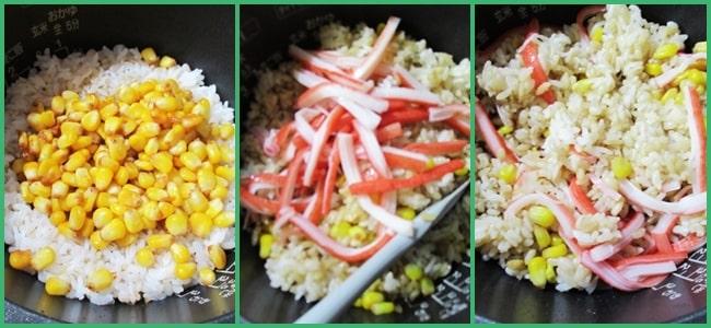 マツコノ知らない世界 カニカマ コーンバター 炊き込みご飯 作り方 レシピ