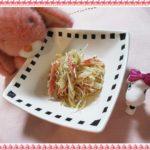 【マツコの知らない世界!カニカマ&メンマの最強おつまみ作ってみた!】まぜるだけ簡単レシピ