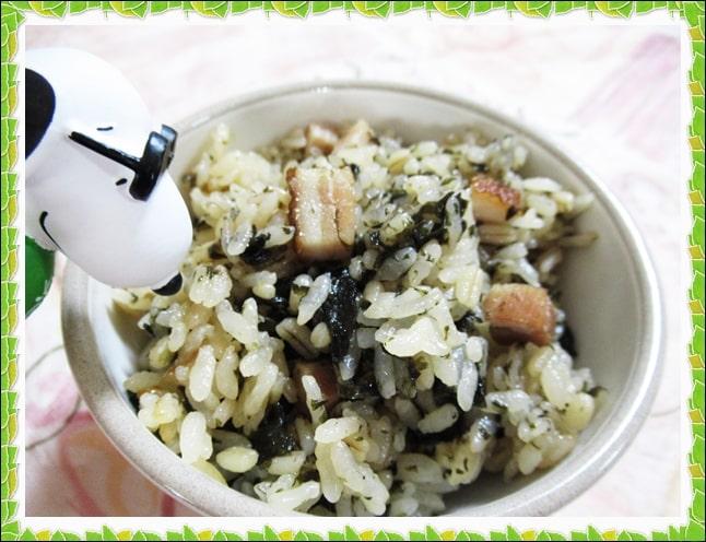 家事ヤロウ 焼き海苔 炊き込みご飯 レシピ