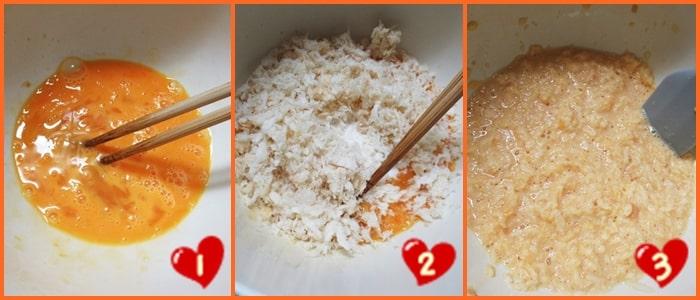パン粉フレンチトースト 卵料理 家事ヤロウ 作り方