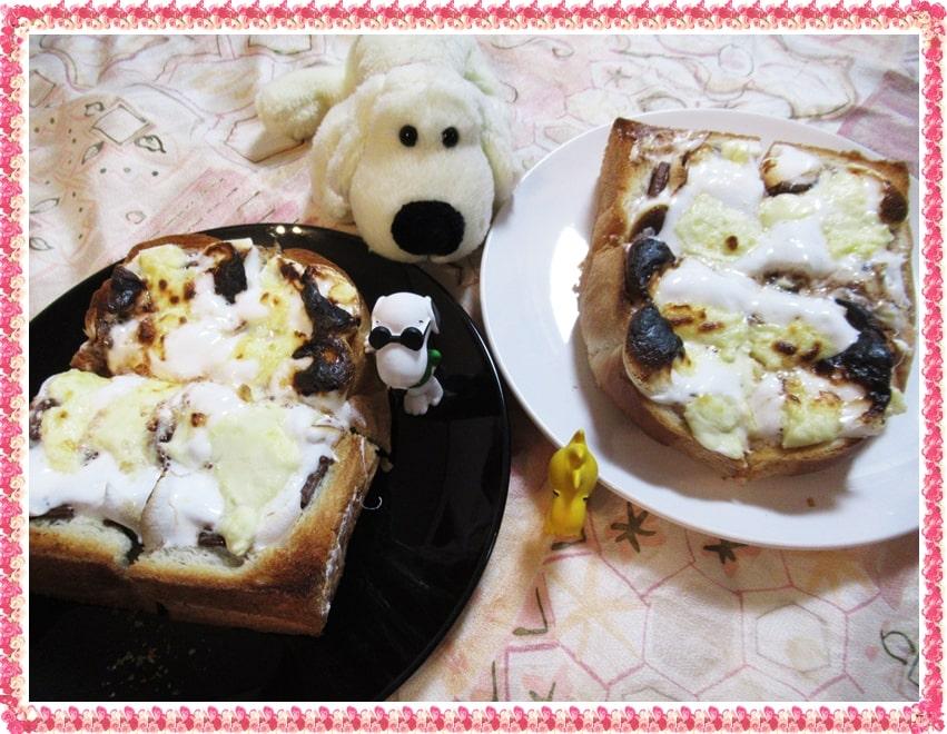 家事ヤロウ マシュマロ スモアトースト 食パン チョコレート レシピ 作り方