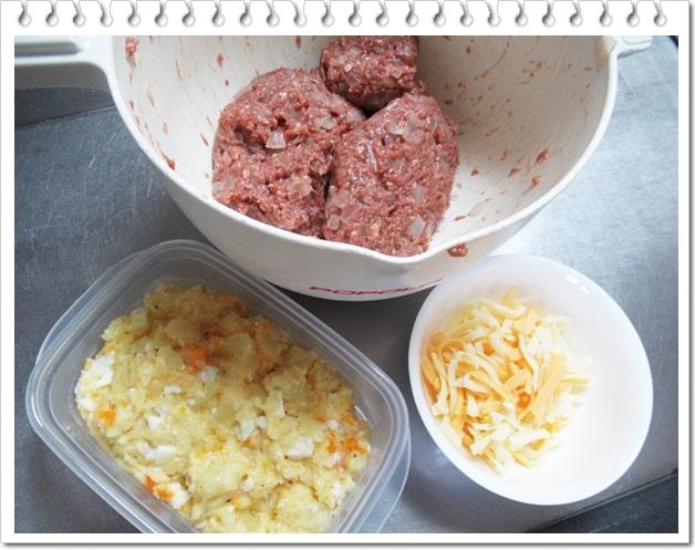 ポテサラパケットディッシュ びっくりドンキー 再現 レシピ 材料