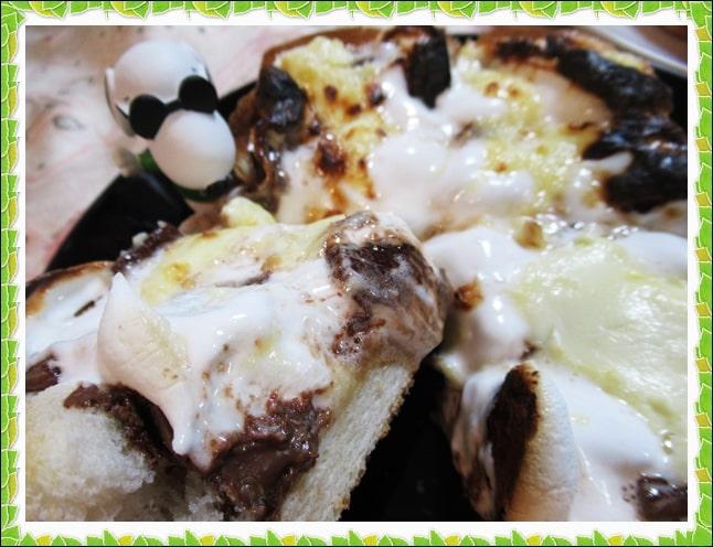 家事ヤロウ マシュマロ スモアトースト 食パン チョコレート レシピ