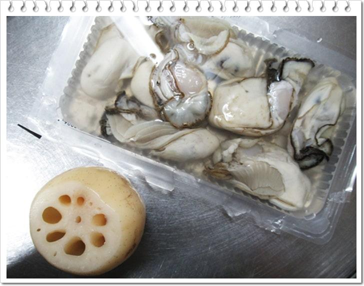 牡蠣 レンコン 一人鍋 材料 ヒルナンデス 作り方