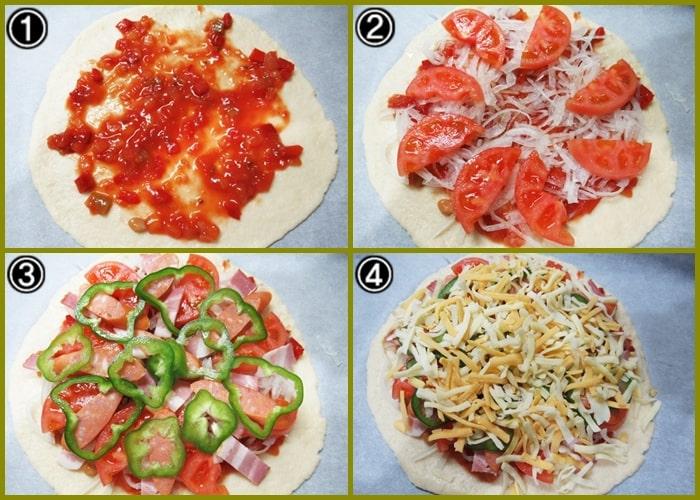 マツコの知らない世界 ホットケーキミックス ピザ アレンジレシピ 作り方 レシピ