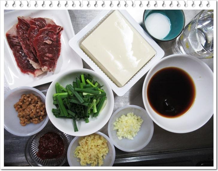 スッキリ マーボー豆腐 麻婆豆腐 四川風 作り方 レシピ 材料