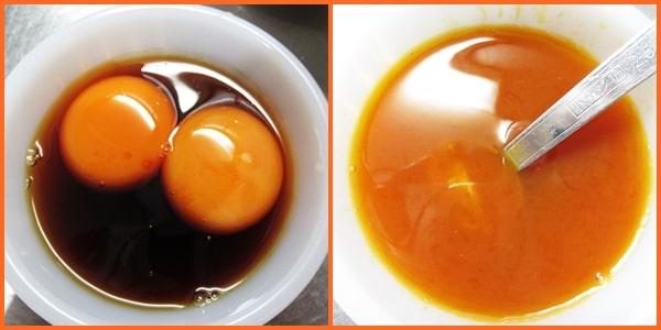 卵黄ソース すき焼きのタレ レシピ