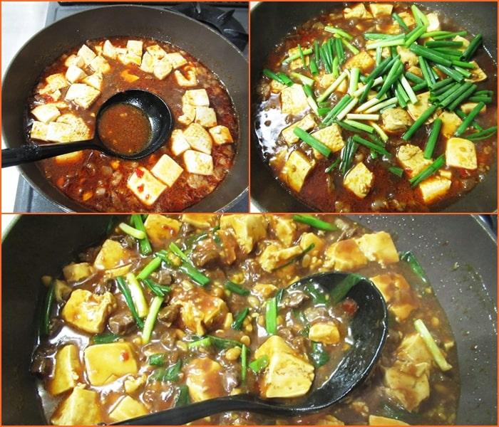 スッキリ マーボー豆腐 麻婆豆腐 四川風 作り方 レシピ