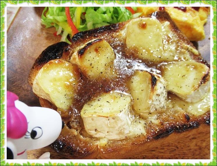 家事ヤロウ,フォルマッジ,トースト,パン,レシピ,作り方,カマンベールチーズ,