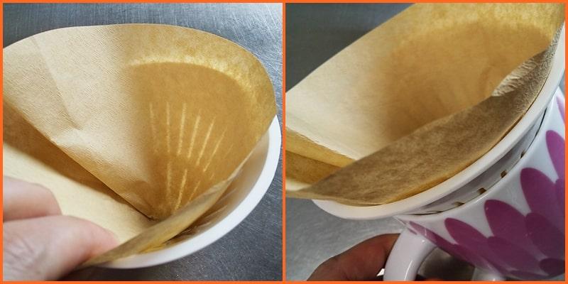 水切りヨーグルト 作り方,ヨーグルトメーカー,コーヒーフィルター,簡単,時短,
