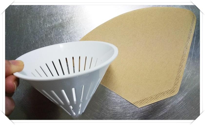 水切りヨーグルト 作り方,ヨーグルトメーカー,コーヒーフィルター,簡単,時短,水切りカップ,